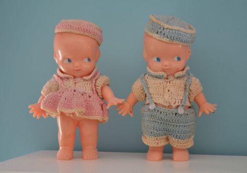 kewpie dolls