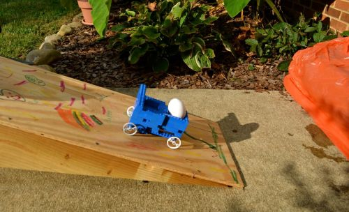 egg car